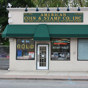 American Coin Amp Stamp